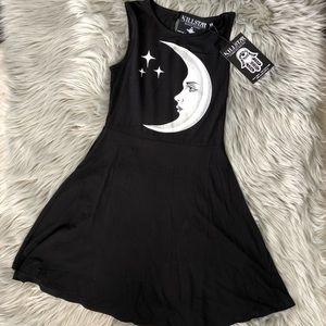 KillStar Moon tank dress, size XS